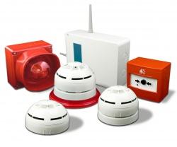 Автоматические системы пожарной сигнализации и пожаротушения, пожаробезопасности