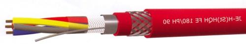 негорючий кабель для пожарной сигнализации
