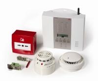 Бесповодная охранно-пожарная сигнализация GSM