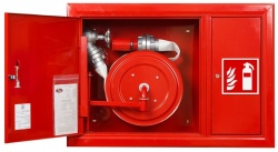 пожарный шкаф ШПК 320В встроенный