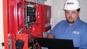 Монтаж и установка охранно-пожарной сигнализации