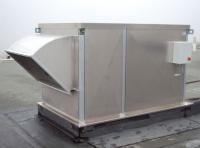 крышный клапан вытяжной системы удаления дыма