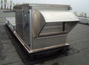 Промышленные вытяжные вентиляторы дымоудаления и вентилирования