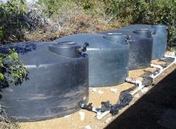 пластиковые емкости противопожарного запаса воды