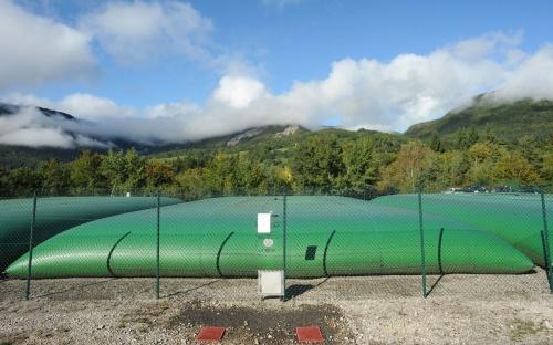эластичные пожарные полиэтиленовые резервуары