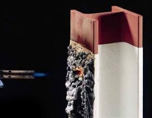 Эластичные современные огнезащитные мастики и пасты