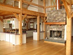 Основные противопожарные нормы при строительстве индивидуального жилого дома