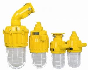 Аварийные светильники для пожароопасных помещений