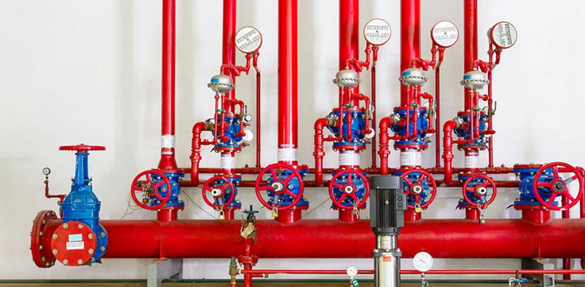 Устройство системы внутреннего пожарного водопровода: расчет, монтаж, обслуживание