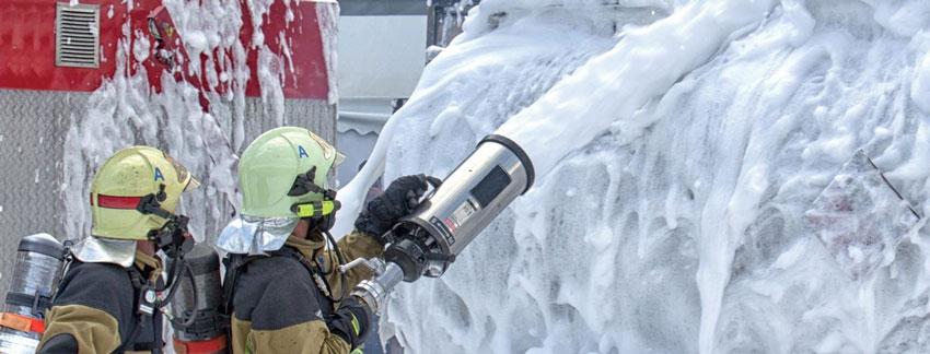 Виды и составы пенообразователей для пожаротушения