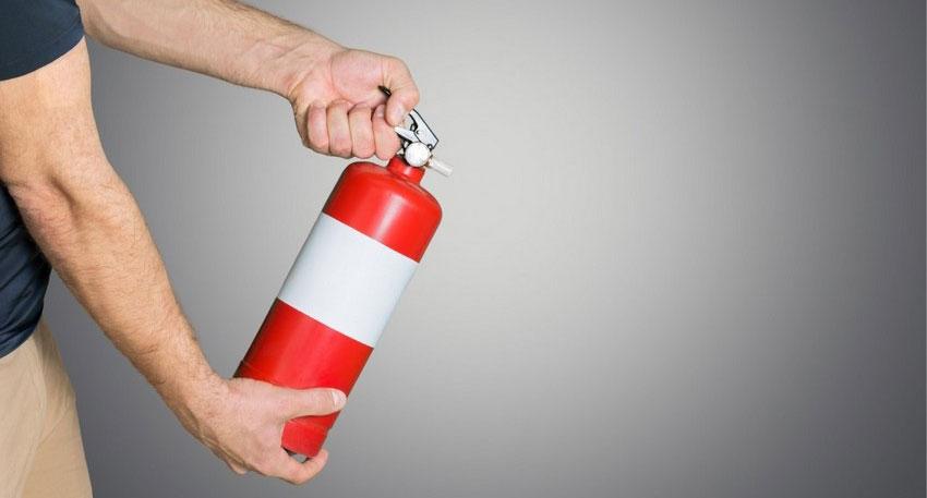 Что такое аэрозольный огнетушитель: принцип действия и виды
