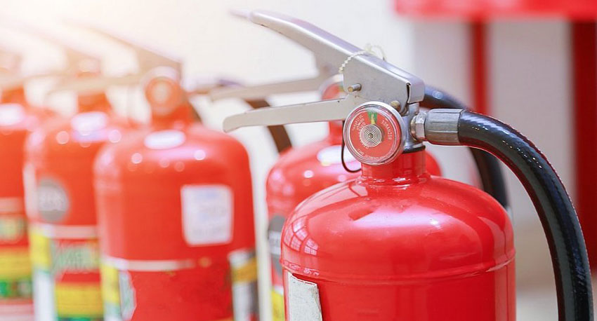 Характеристики водных огнетушителей (ОВ)