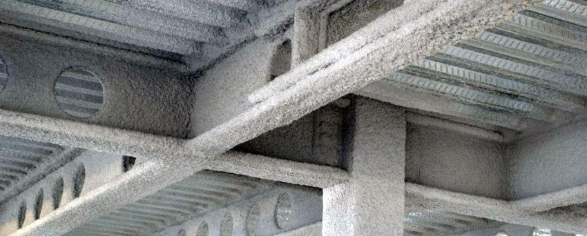 Огнезащита металлических конструкций: виды покрытий, методы нанесения и периодичность обработки
