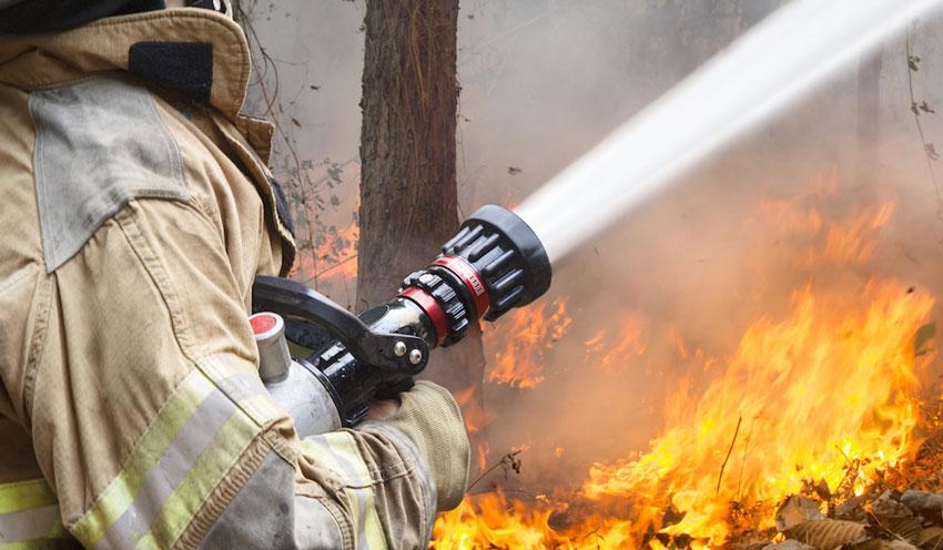 Ручные и лафетные пожарные стволы: назначение и классификация, принцип действия