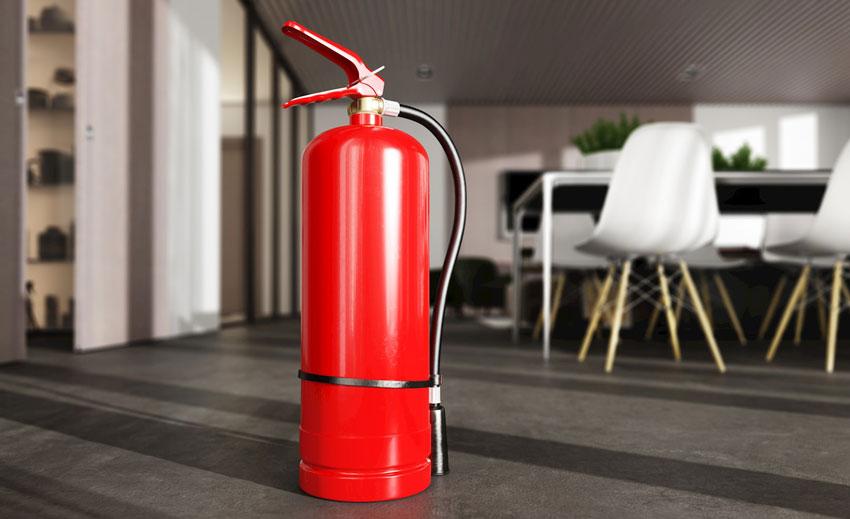 Какой огнетушитель лучше для дома или квартиры: виды, количество