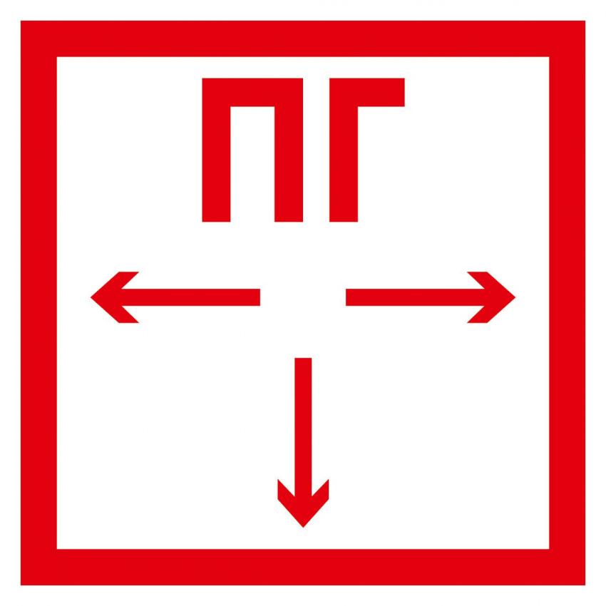 Обозначение пожарного гидранта: правила размещения по ГОСТ и НПБ
