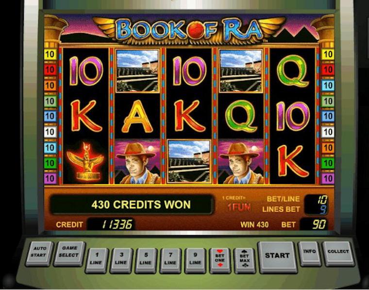 Ассортимент игровых онлайн автоматов в казино 1xbet