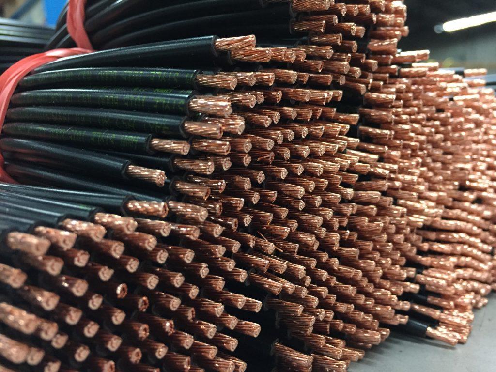 Сферы применения силового кабеля