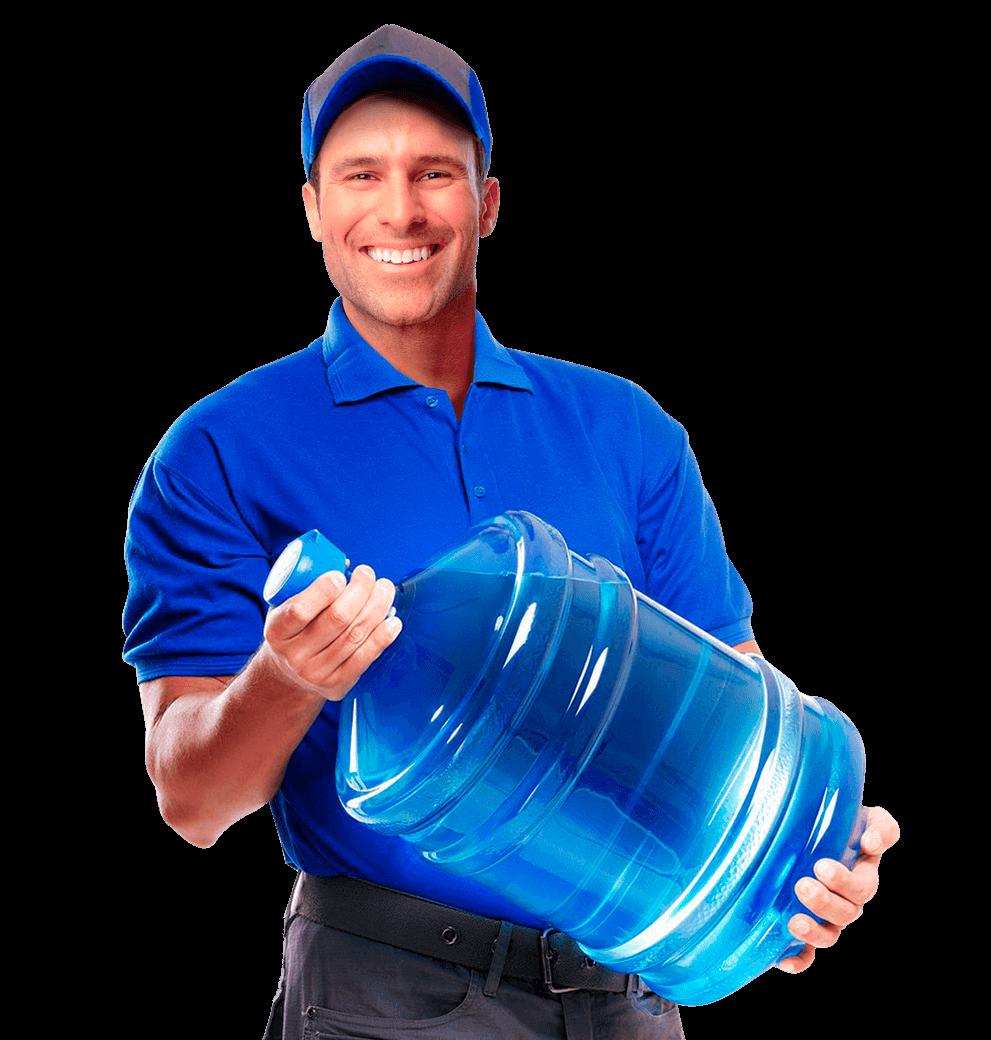 заказать доставку питьевой воды на дом
