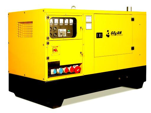 дизельные генераторы (ДГУ)