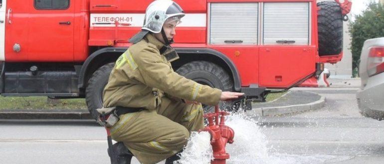 Нормы и правила эксплуатации и обслуживания пожарных гидрантов