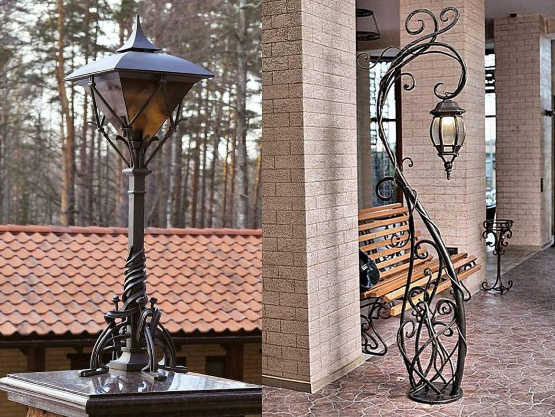 Как выбрать уличный фонарь для придомовой территории?