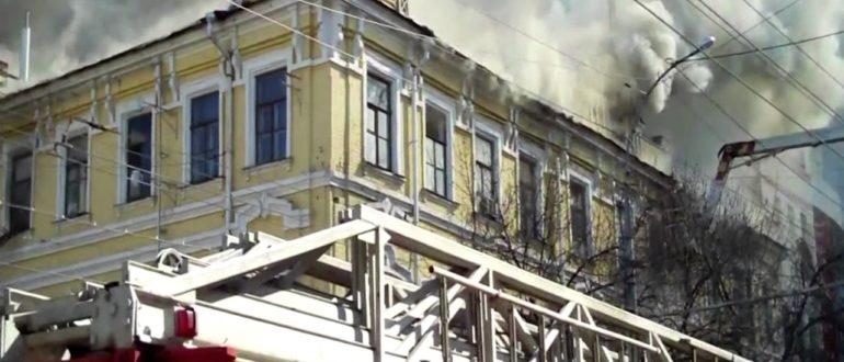 инструкция пожарной безопасности в административных и офисных помещениях