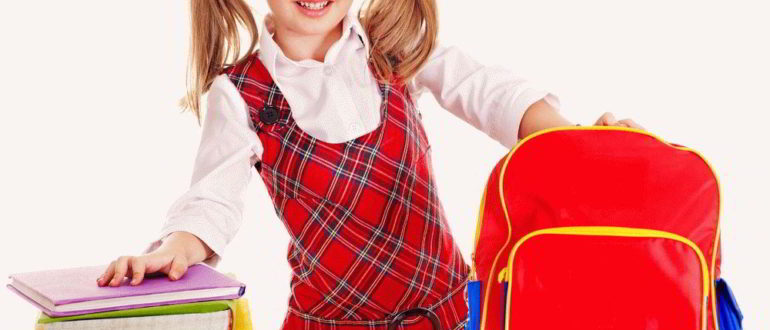 Собираем ребенка в первый класс: что понадобится дома?