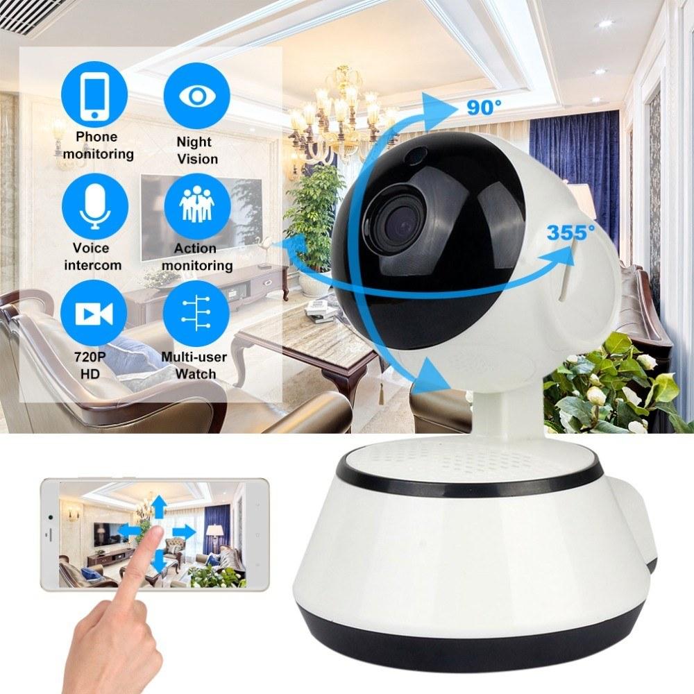 Системы безопасности (IP камеры)