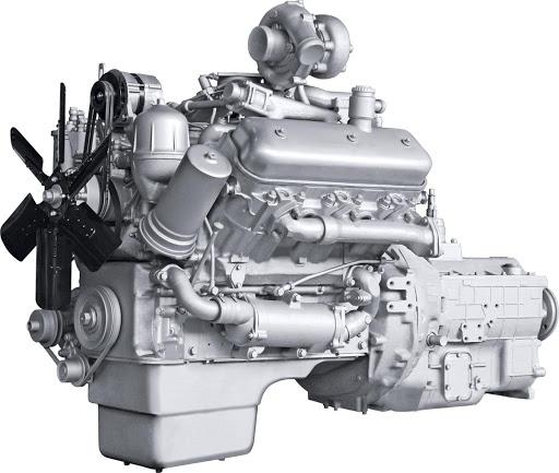 Двигатели для ЯМЗ