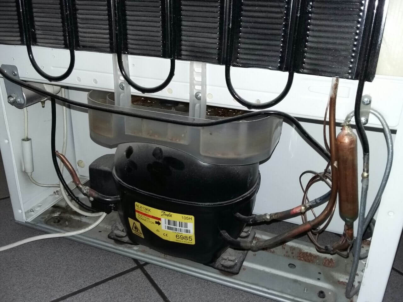 Особенности ремонта и замены компрессора