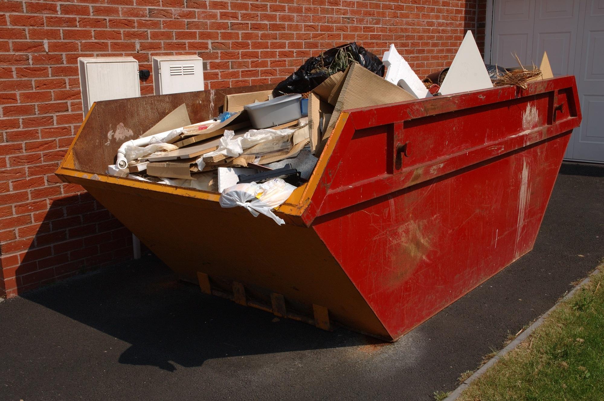 Как осуществить вывоз мусора после ремонта