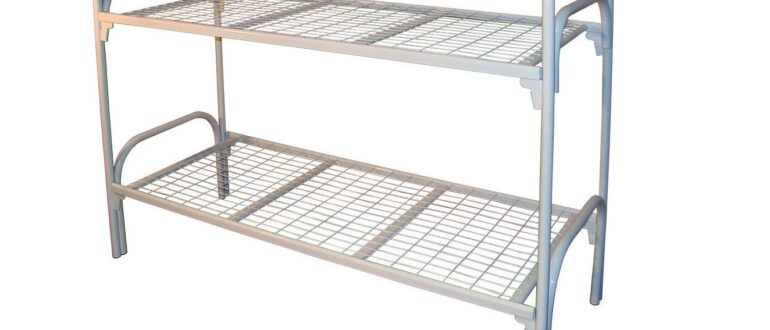 Кровати из металла для работников
