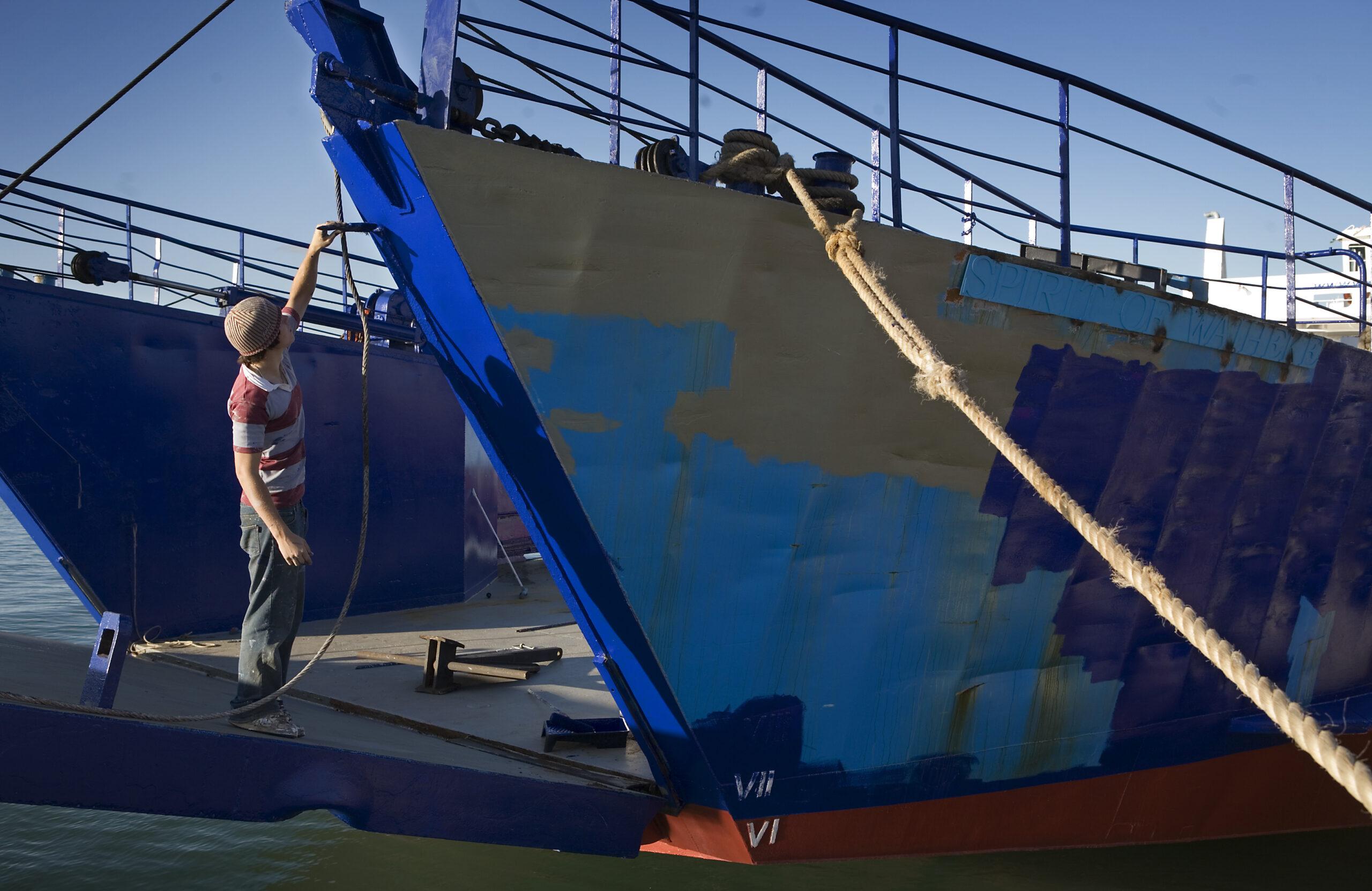 Индустриальные и морские покрытия