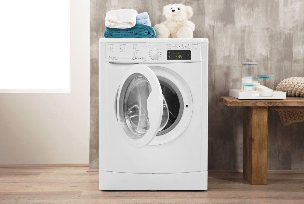 Интересные фишки и функциональные особенности стиральных машин Indesit