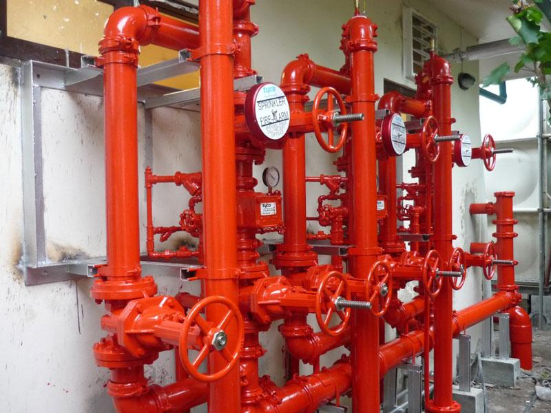 Инструкция На Испытание Наружного Противопожарного Водопровода